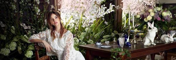 Amazing-Barbara-Palvin-for-the-Il-Bacio-di-Stile-Spring-Summer-2014-Campaign-1