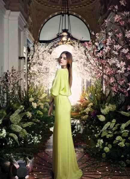 Amazing-Barbara-Palvin-for-the-Il-Bacio-di-Stile-Spring-Summer-2014-Campaign-4