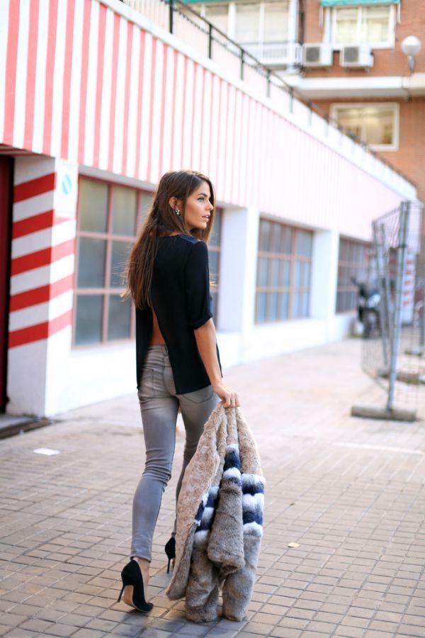 Cute Street Style Fashion Women Daily Magazine