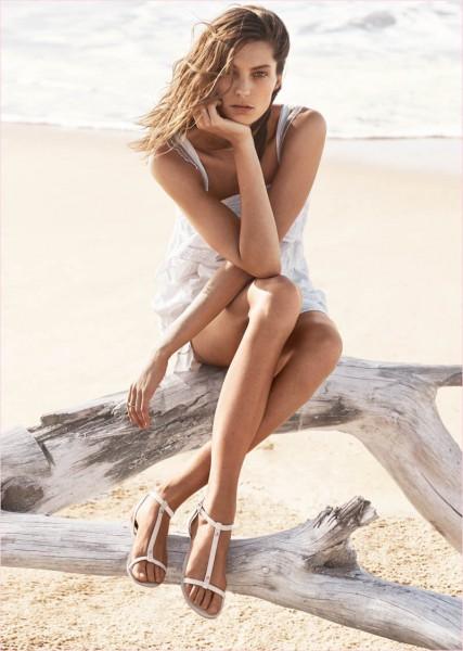 Daria-Werbowy-for-Mango's-Summer-Catalogue-2014-14