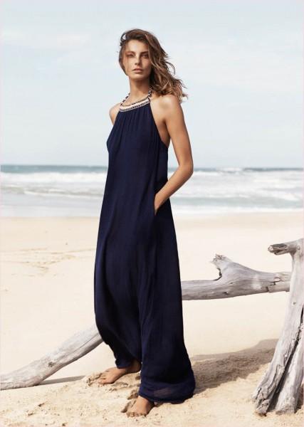 Daria-Werbowy-for-Mango's-Summer-Catalogue-2014-2