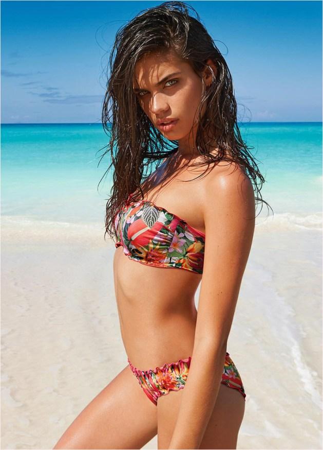 dcd5152e79 Sara Sampaio for Calzedonia's new Swimwear Campaign-2014 - Women ...