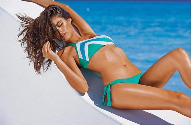 89d079996e Sara-Sampaio-for-Calzedonia's-new-Swimwear-Campaign-2014-10 - Women ...