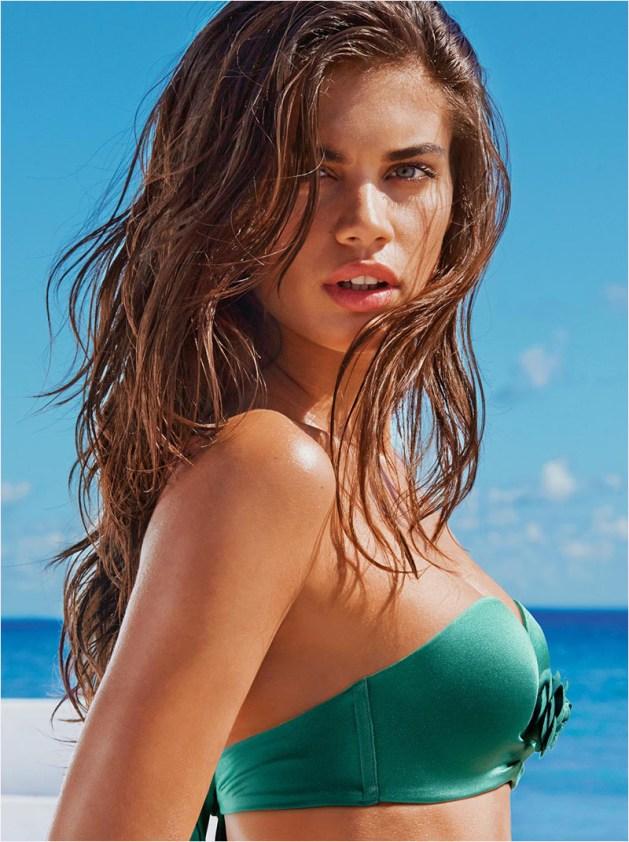 0acd5d7a4f Sara-Sampaio-for-Calzedonia's-new-Swimwear-Campaign-2014-5 - Women ...