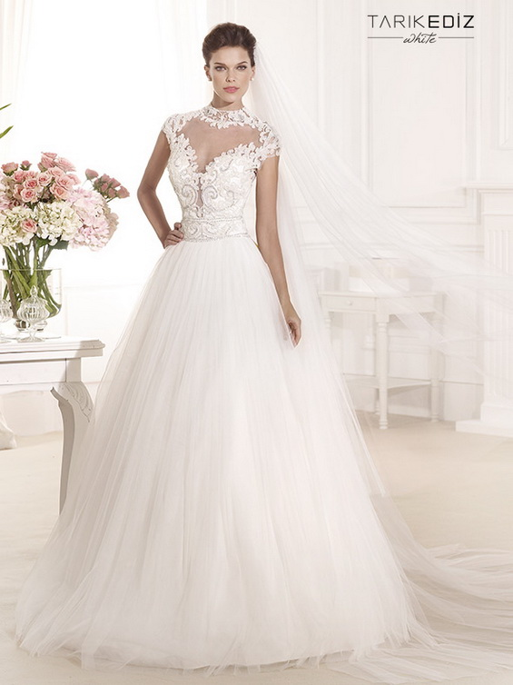 Wedding-Dresses-White-Collection-2014-by-Tarik-Ediz-7 - Women Daily ...