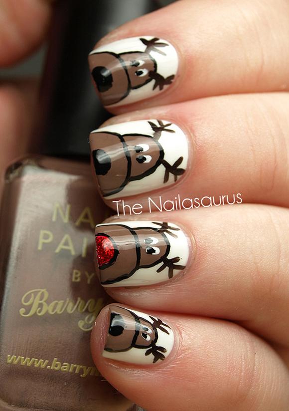 Christmas-Inspired-Nail-Art-4