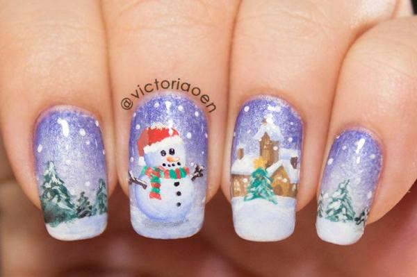 Christmas-Inspired-Nail-Art-5