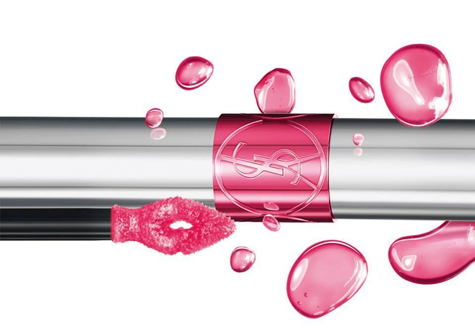 Yves-Saint-Laurent's-Latest-Innovation-in-Lip-Color–Volupté-Tint-In-Oil-1