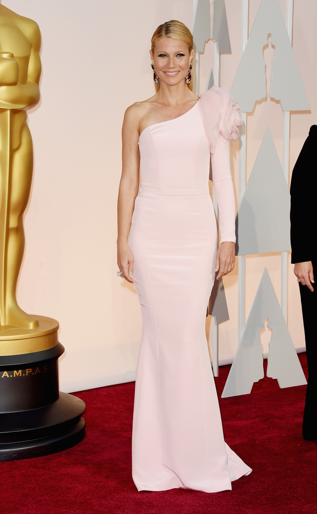 Oscars 2015 Red Carpet Looks Women Daily Magazine