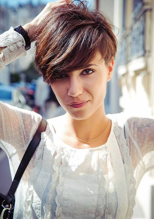The Best Short Hairstyles for Women 2015 - Women Daily Magazine
