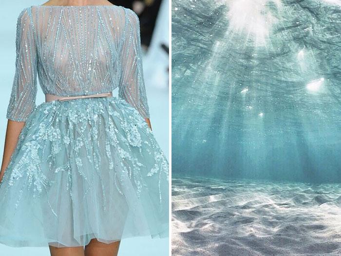 Inspired dresses