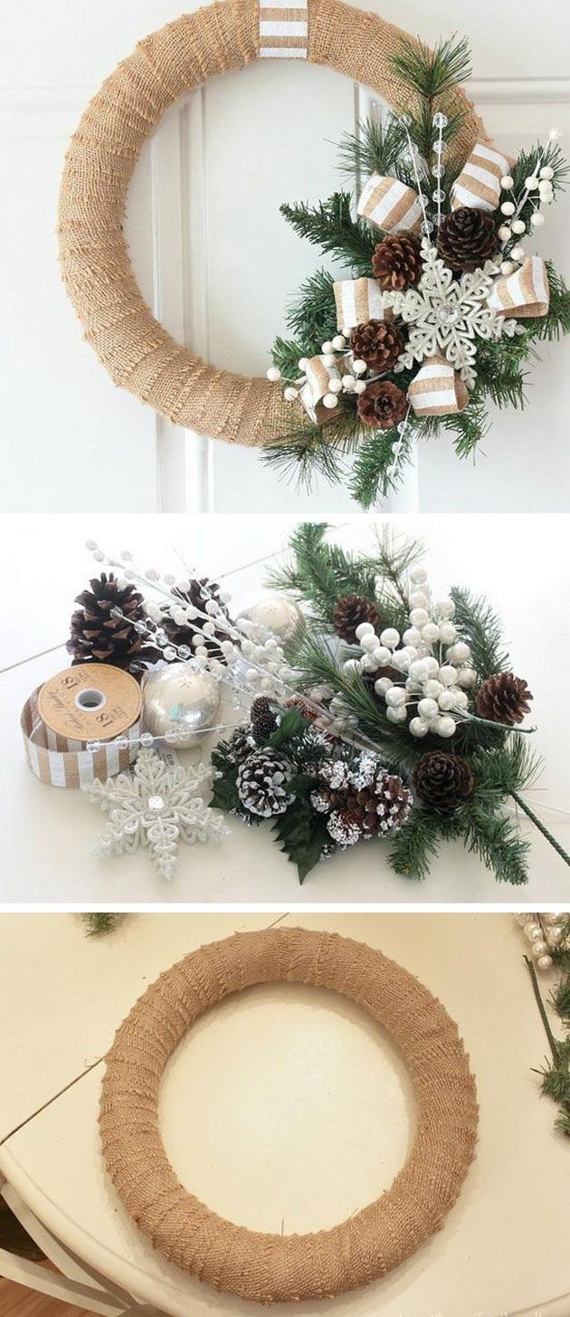 DIY-Christmas-Project-14-Incredible-Christmas-Wreaths-1