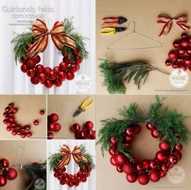 DIY-Christmas-Project-14-Incredible-Christmas-Wreaths-10
