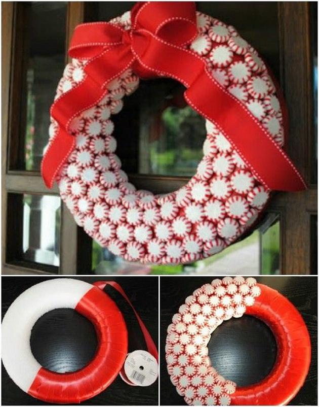 DIY-Christmas-Project-14-Incredible-Christmas-Wreaths-11
