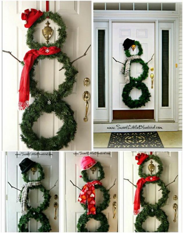 DIY-Christmas-Project-14-Incredible-Christmas-Wreaths-12