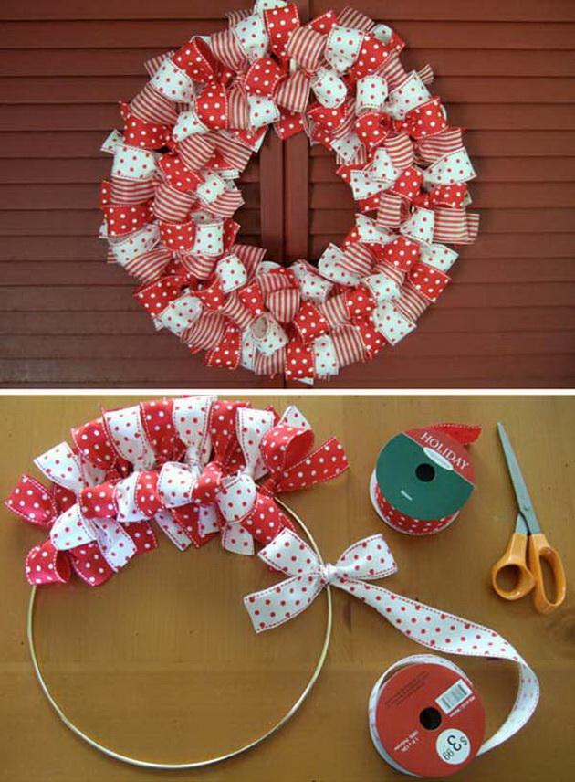DIY-Christmas-Project-14-Incredible-Christmas-Wreaths-4