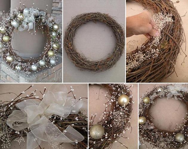 DIY-Christmas-Project-14-Incredible-Christmas-Wreaths-5