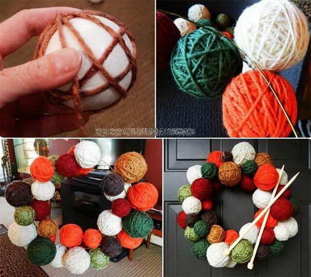 DIY-Christmas-Project-14-Incredible-Christmas-Wreaths-6