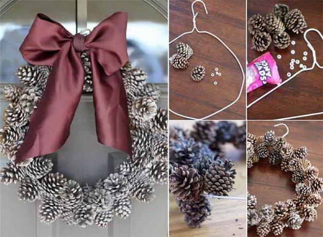 DIY-Christmas-Project-14-Incredible-Christmas-Wreaths-7