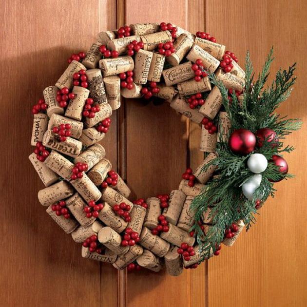 DIY-Christmas-Project-14-Incredible-Christmas-Wreaths-8