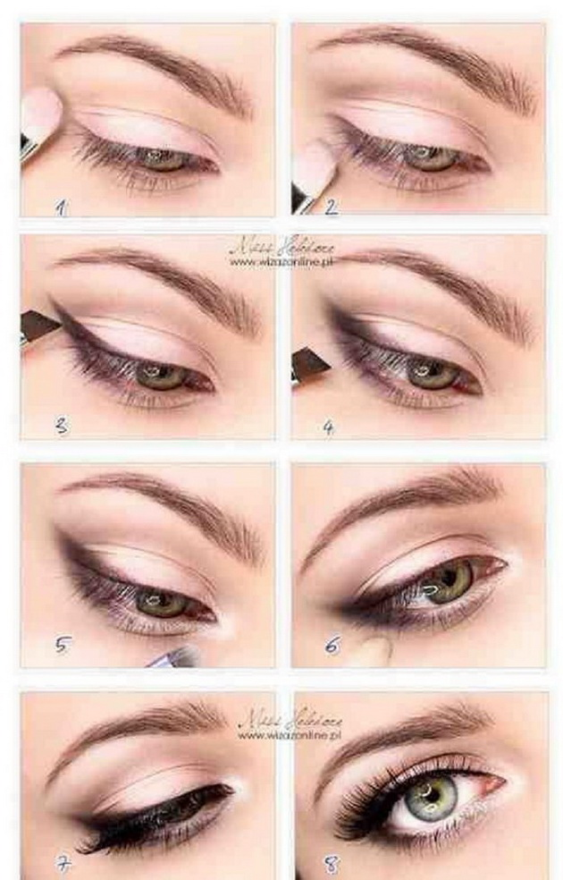 Makeup Class For Beginners Become An Expert In Applying Eye Shadows