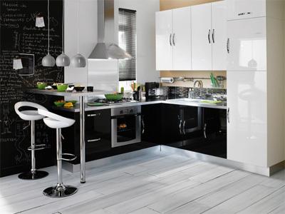 Black Kitchen Decor 2372 And White 400 X 300 Women Daily Magazine