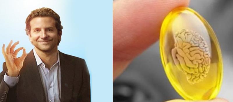 Bradley Cooper Limitless Pill