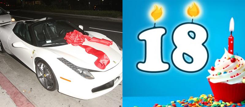 18th birthday gift idea Archives