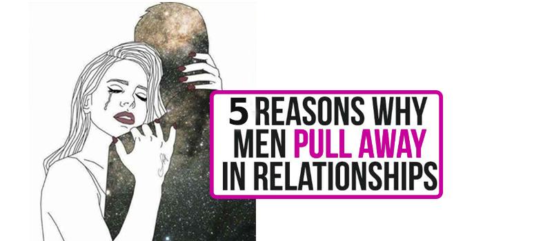 Pull why away men women from 7 Major
